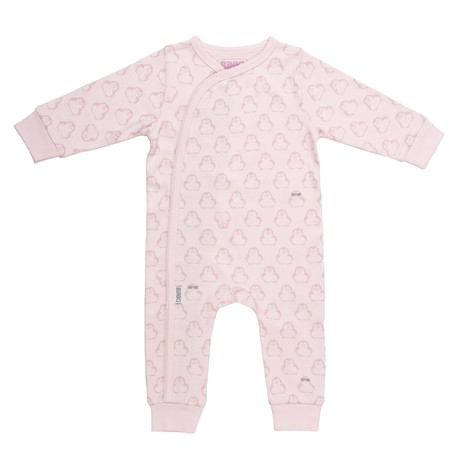 jumpsuit penguin print pink from BiNKi