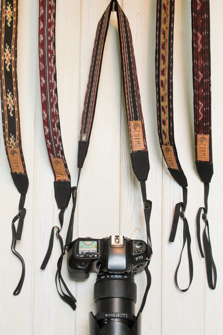 Camera Strap from CURMS