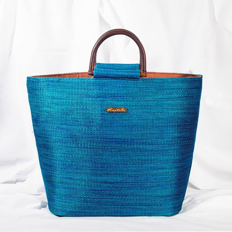 Vandana Tote - Blue Shades from Kantala