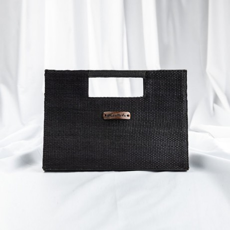 Jessica Clutch - Charcoal from Kantala