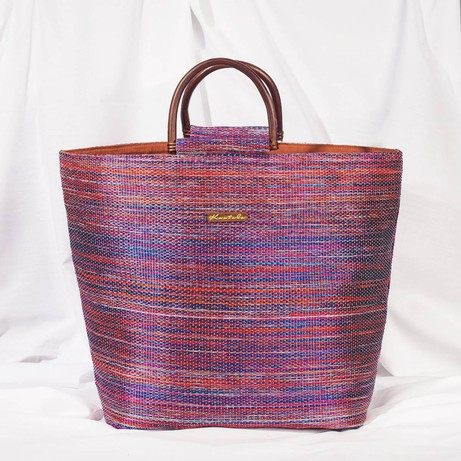 Vandana Tote - Multi Colour from Kantala