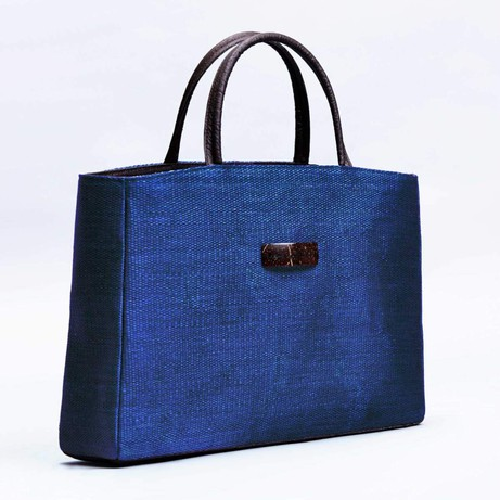 Contento Tote - Navy Blue from Kantala