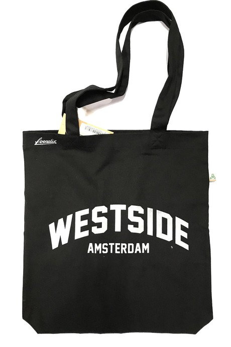 Organic Tote Bag Westside Amsterdam from Loenatix