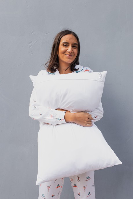 NEW! Plain Vanilla Pillowcase from Nightire