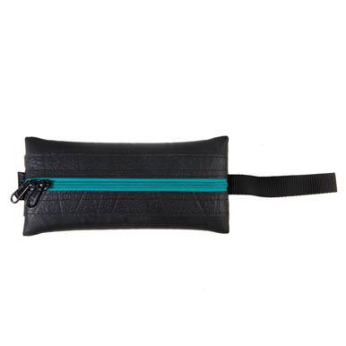 Kat Slimline Recycled Rubber Vegan Pencil Case from Paguro Upcycle
