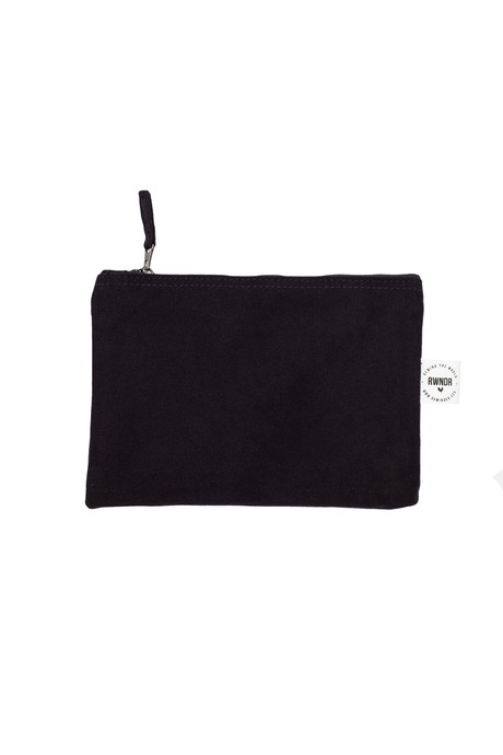 Black Toiletry Bag from Rewinder