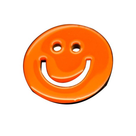 The Smiley pin from The Extra Smile