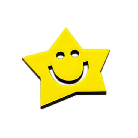 The Star pin from The Extra Smile