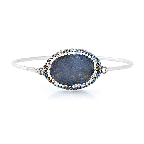 Precious blue bracelet | SAMPLE SALE from Ana Dyla