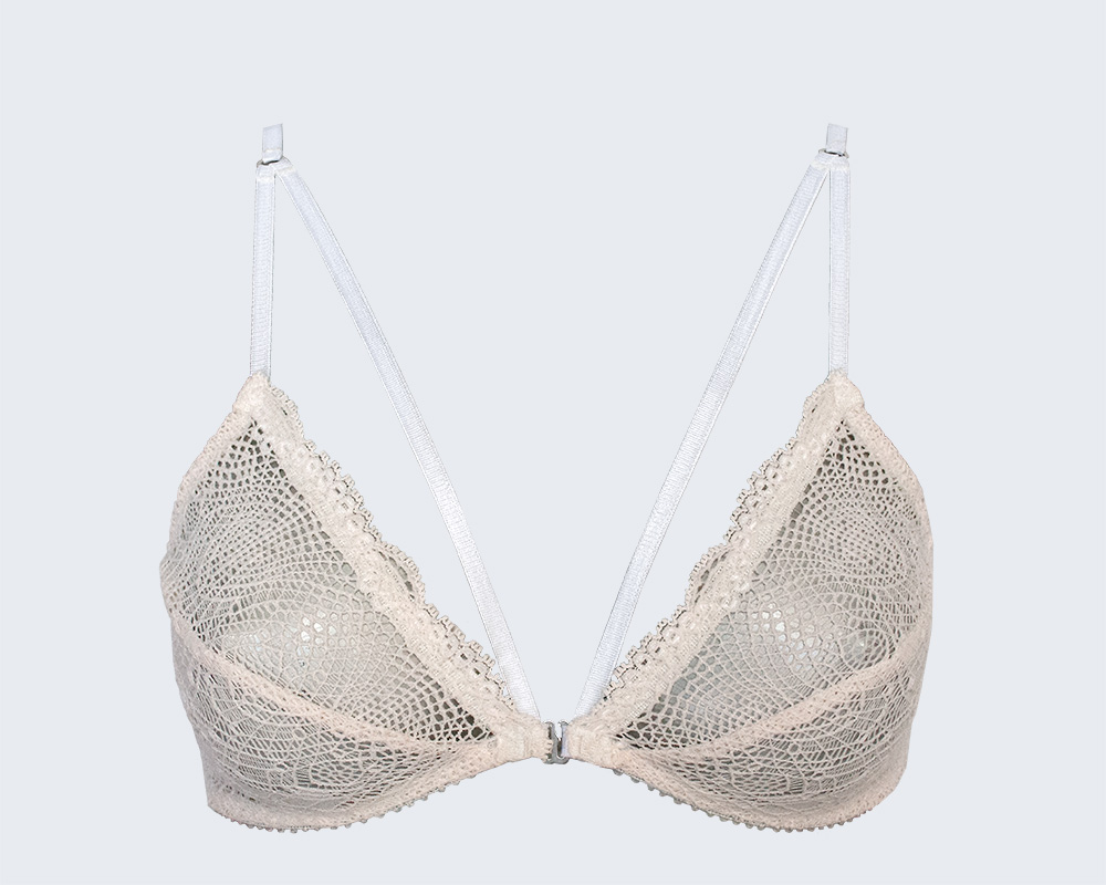 Candid soft bra from Anekdot