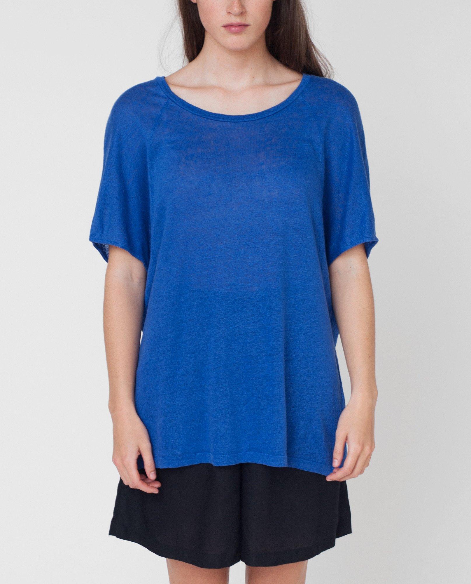 BEC Linen Jersey Tshirt from Beaumont Organic