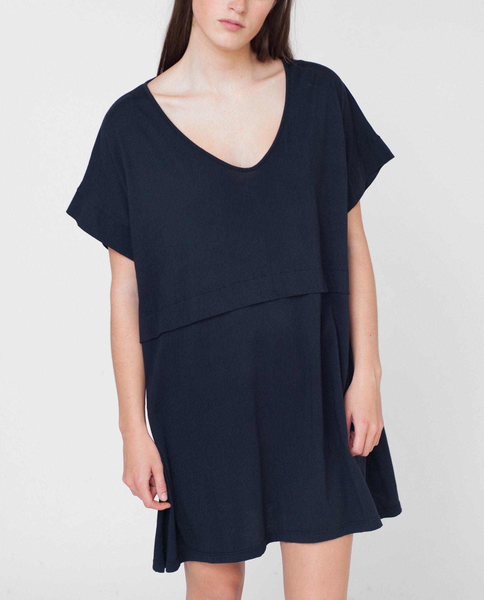 CHARLOTTE Organic Cotton Tunic Dress from Beaumont Organic
