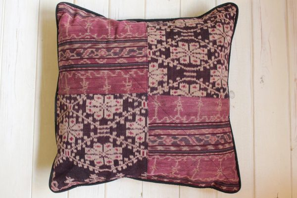 Ikat pillow | LAST ONE! from CURMS