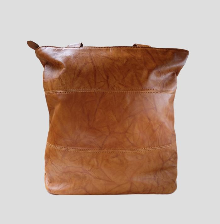 Ceci Tobacco Shoulder bag from FerWay Designs