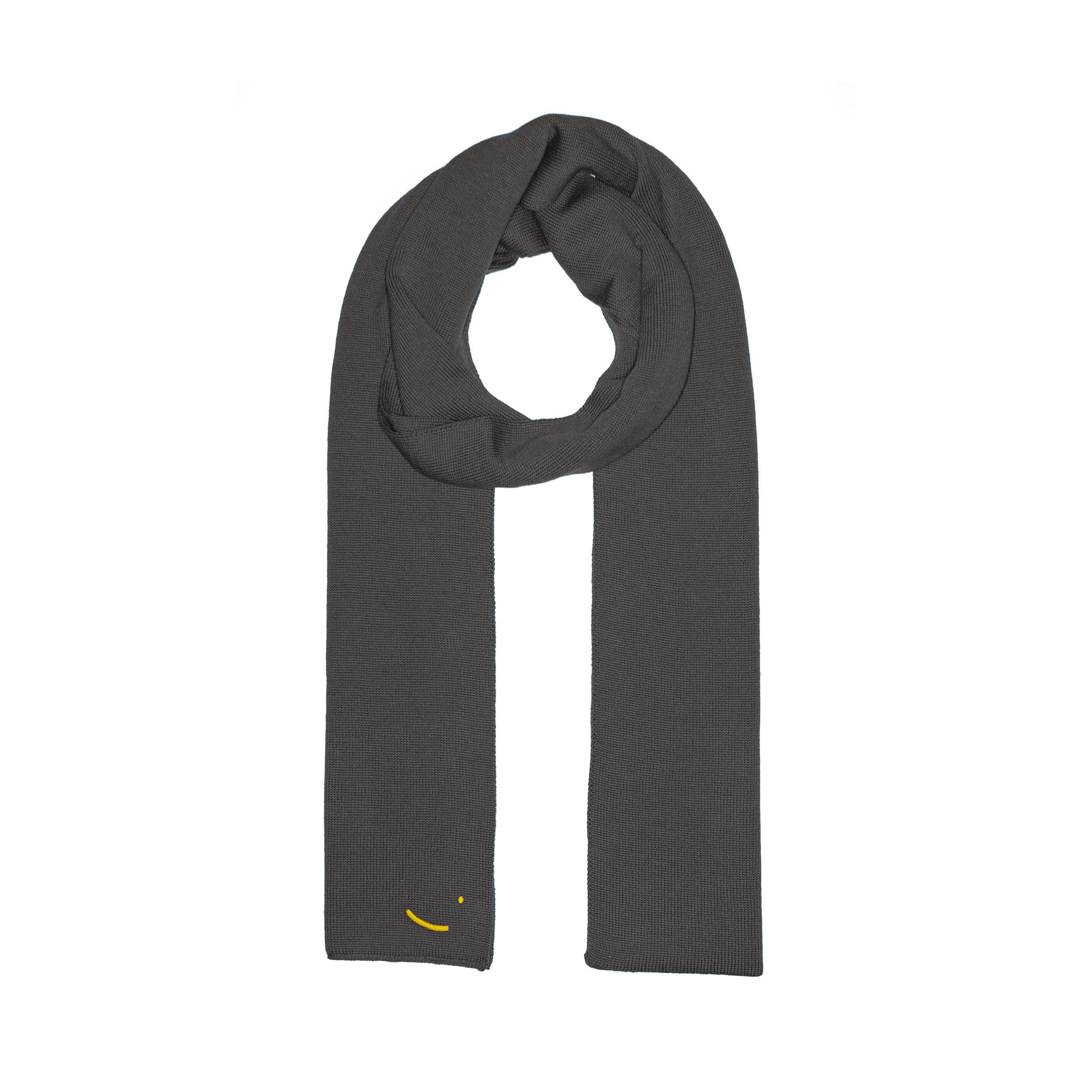 Mombasa Scarf Dark Grey from hatsup