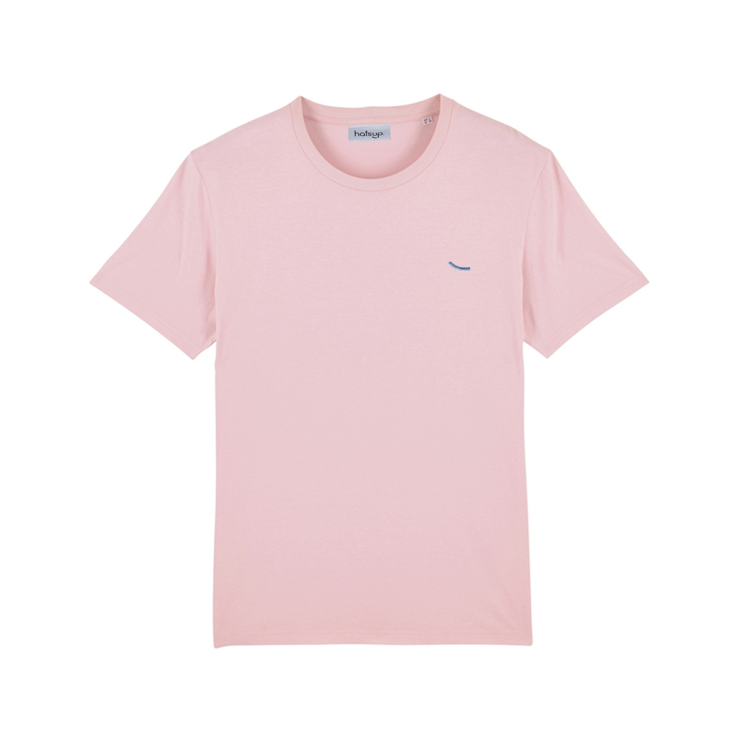 T-shirt Douala pink from hatsup