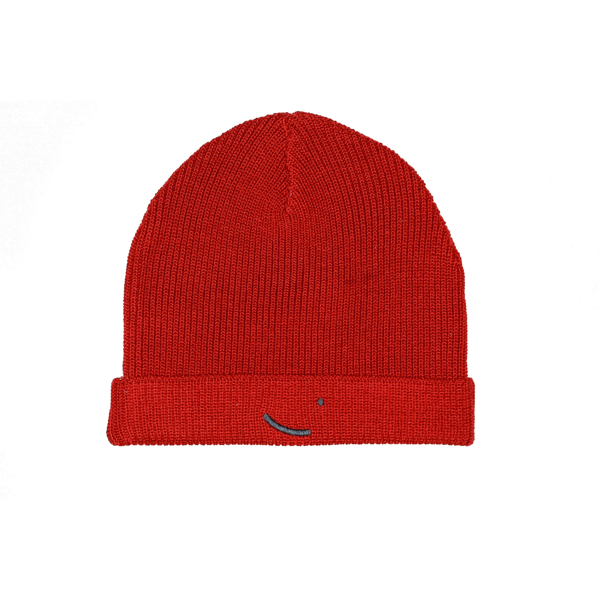 Beanie Cairo red from hatsup