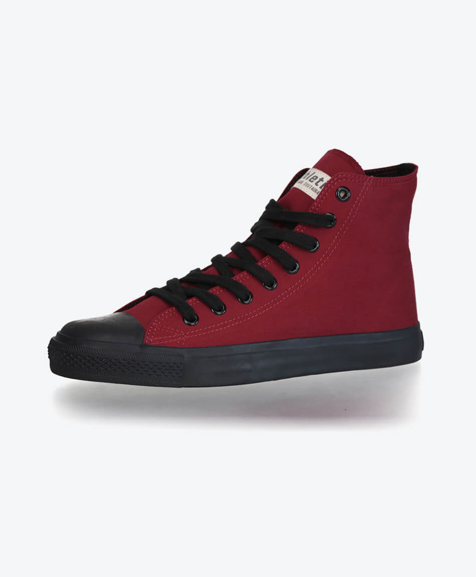 Fair Trainer Black Cap Hi Cut Collection 18 True Blood from Honestfashion Store