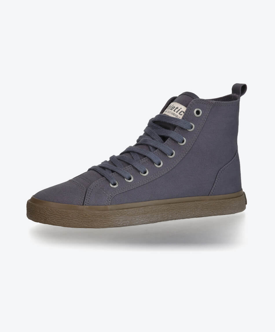 Fair Sneaker Goto Hi 18 Pewter Grey from Honestfashion Store
