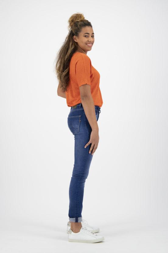 Bailee Kuyichi Orange from Kuyichi
