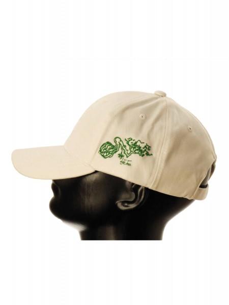 Life-Tree Fairwear Organic Cotton Cap Weiß from Life-Tree