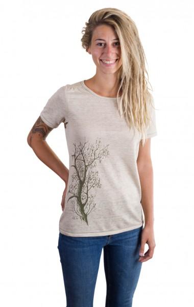 Fairwear Hanf Shirt Women Esche from Life-Tree