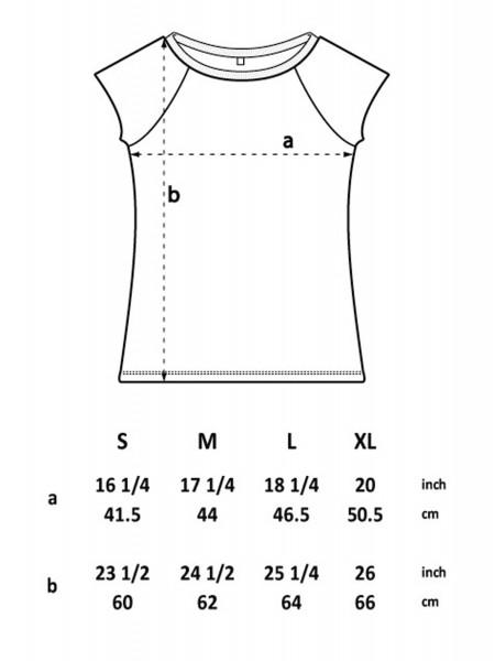 Fairwear Bambus Shirt Women Charcoal Bambusstudie from Life-Tree