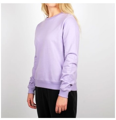 Ethical Lilac Sweater from Mae Sue
