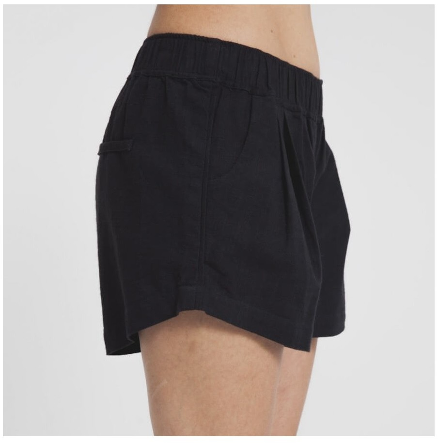 Ethical Black Shorts from Mae Sue