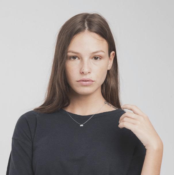 Fair Trade Hemp T-shirt Black from Mae Sue