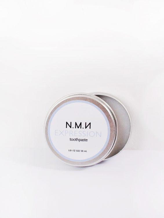 Handmade Expression Toothpaste from Noumenon