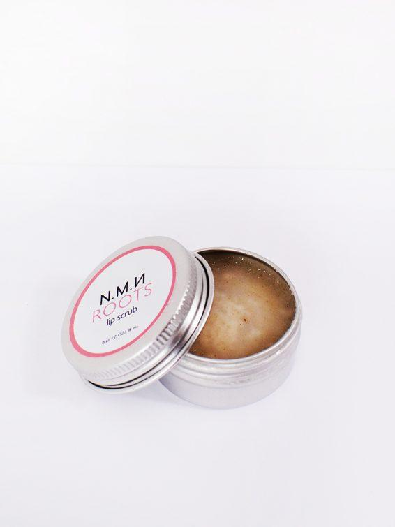 Handmade Roots Lip Scrub from Noumenon
