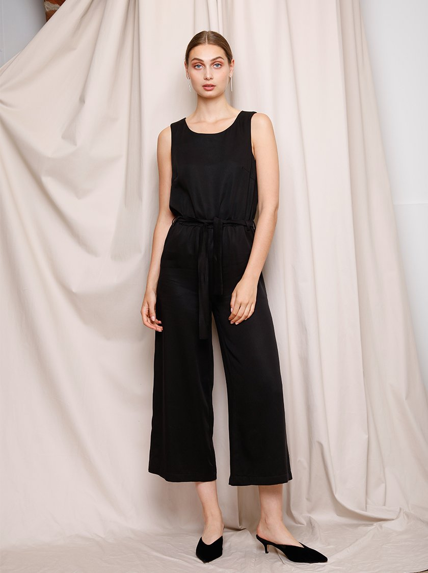 Chloé Jumpsuit - Black from Noumenon