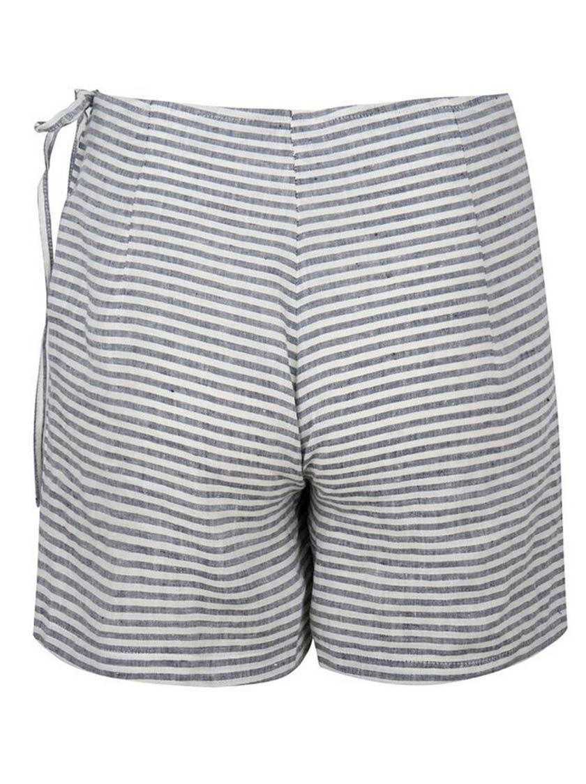 Striped Robin Shorts from Noumenon