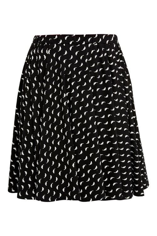 Petula Cat Skirt from People Tree