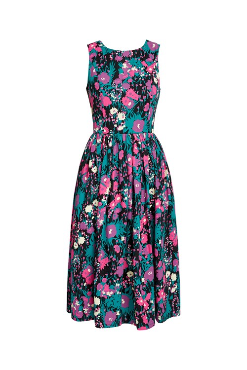 Eleanor Floral Dress from People Tree