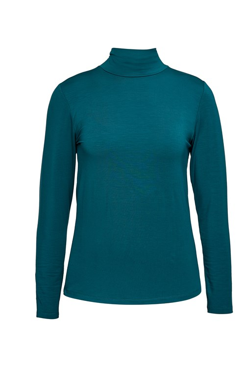 Marylou Top in Turquoise from People Tree