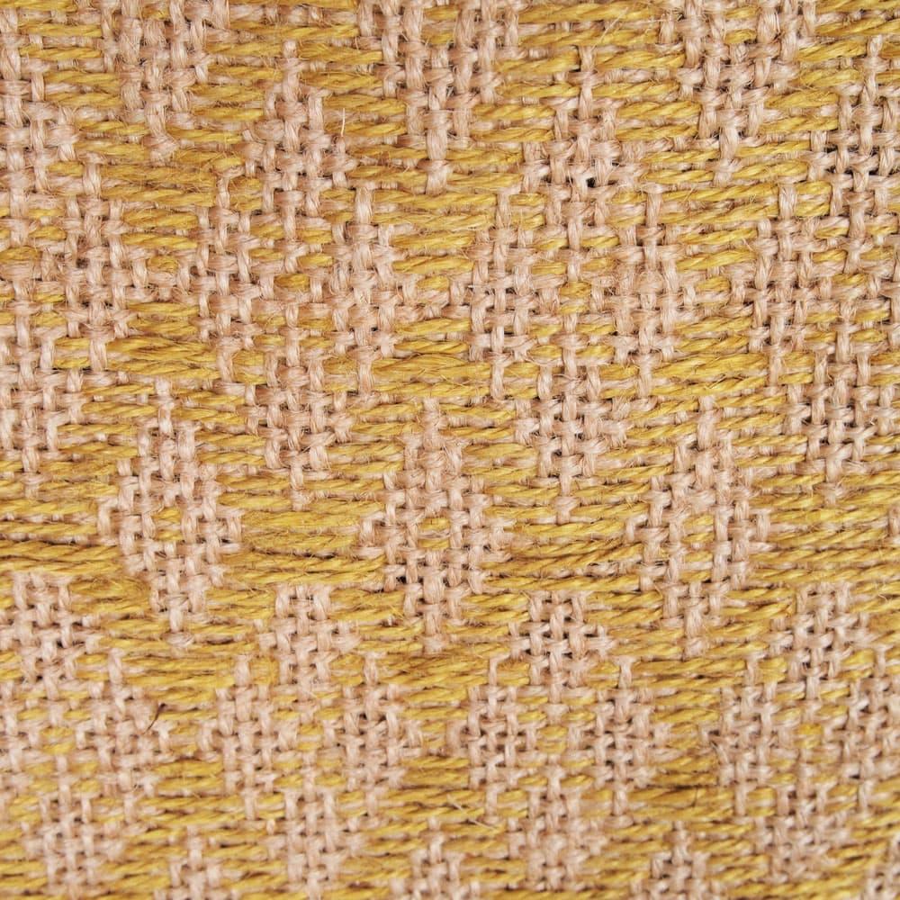 Jute bag | noor ochre from Tulsi Crafts